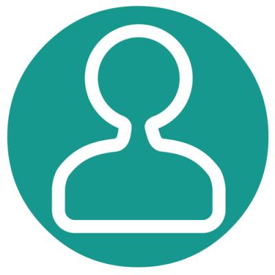 Green Logo Person