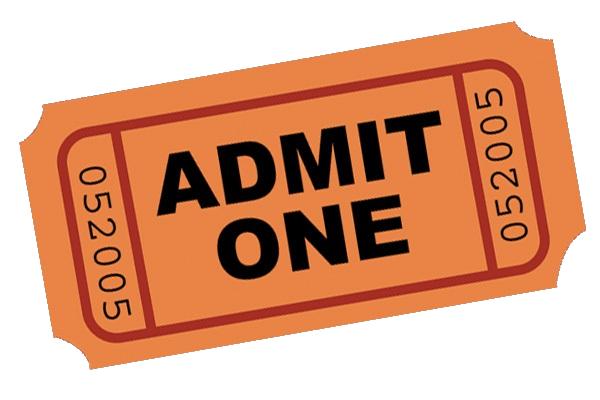 admit-one